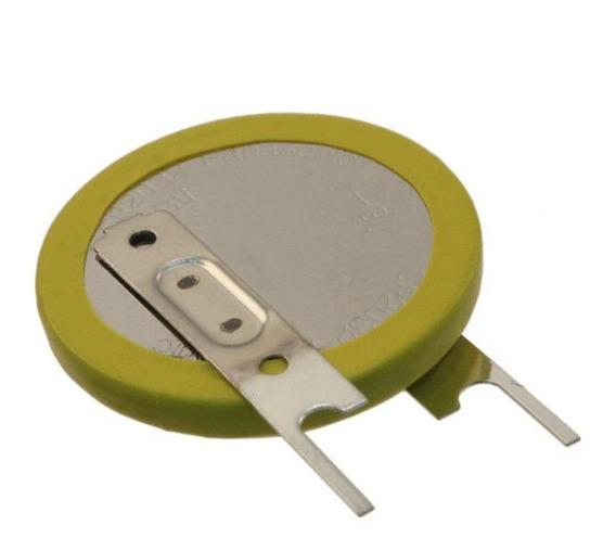 Bateria Cr2032 3v 2 Terminais Lithium Borda Amarela Ofertaaa