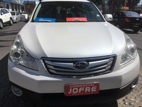 Subaru Outback All New 2010 Aut