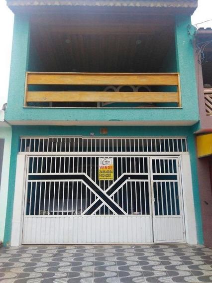 Sobrado Residencial À Venda, Jardim Álamo, Guarulhos. - So0078
