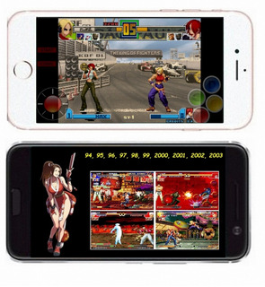 The King Of Fighters Colección Kof 94 Al 2003 Para Android