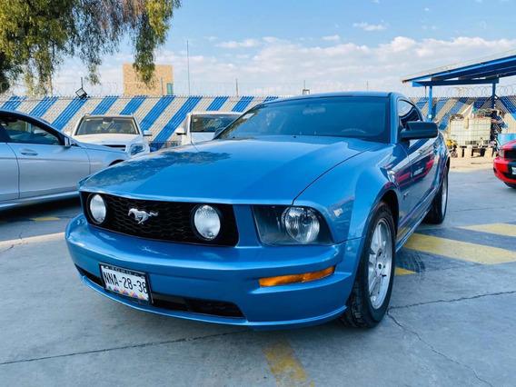 Ford Mustang 4.6 Gt Equipado Vip Mt 2006
