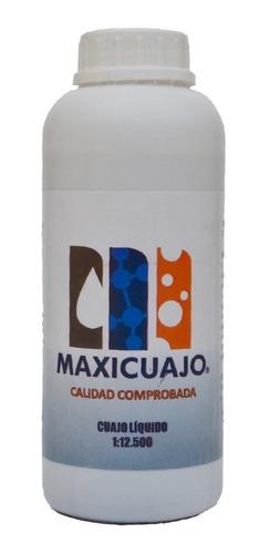 Imagen 1 de 1 de Maxi Cuajo Líquido X 1 Litro