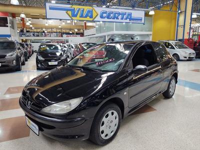 Peugeot 206 1.4 Presence 8v * Faz Sem Entrada *
