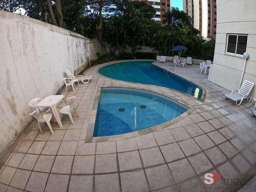 Imagem 1 de 5 de Apartamento Com 2 Dormitórios À Venda, 56 M² Por R$ 318.000,00 - Jardim Ester Yolanda - São Paulo/sp - Ap5768v