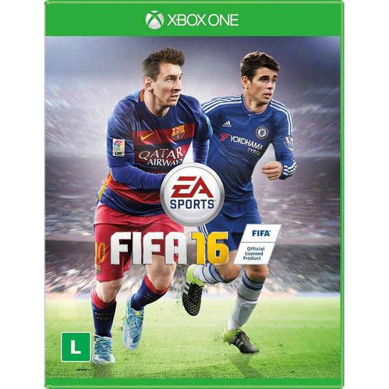 Fifa 16 Português Xbox One Midia Física Novo Pronta Entrega