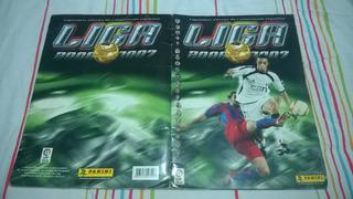 Álbum De Figurinhas Liga Espanhola 2006 / 2007 - Inc ( 1 )