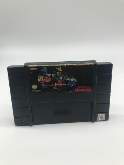 Killer Instinct Super Nintendo Snes Original Americana