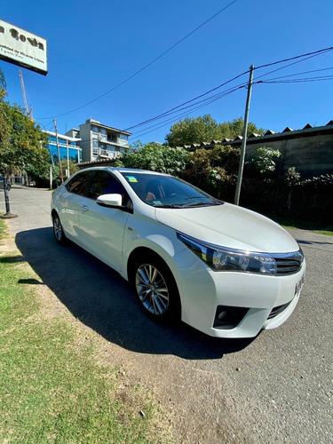 Toyota Corolla Seg Automatico