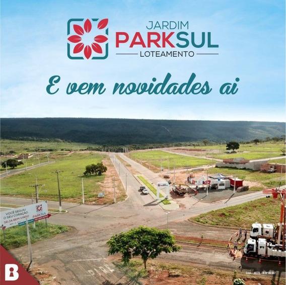 Lotes Parcelados Em Caldas Novas Jardim Park Sul - Lote A Venda No Bairro Setor Serrano - Caldas Novas, Go - Yh15246