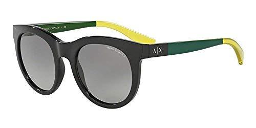 Armani Exchange Ax4053s Sunglasses 815811-51 - Black Frame,