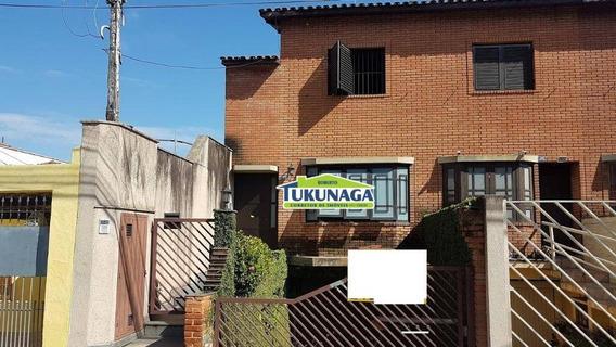 Sobrado Residencial Para Venda E Locação, Jardim Barbosa, Guarulhos. - So0124
