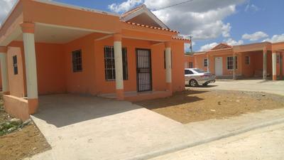 El Mejor Regalo Para Mama, Casa 100 M2 En Villa Mella