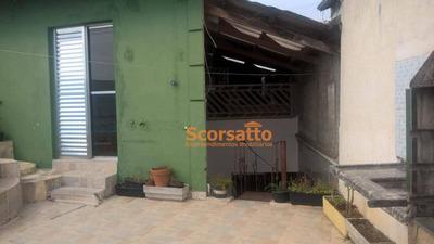 Casa Residencial À Venda, Parque Fernanda, São Paulo. - Ca0109