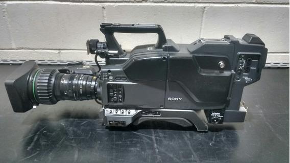 Filmadora Dxc D50 Com Ca Tx-7