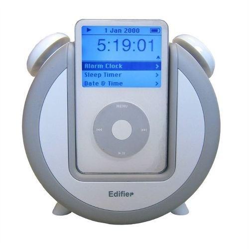 Caixa De Som Para iPhone E iPod Edifier If200 Plus Branco