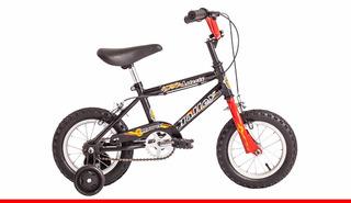 Bicicleta Halley Rodado 12 Bmx Nene 19030 Con Camara