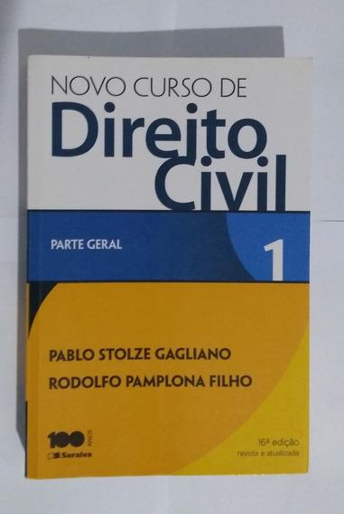 Novo Curso De Direito Civil - Parte Geral 2014 Pablo Stolze