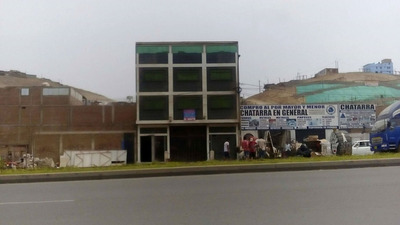 Venta De Casa Amoblada O Alquiler De Local En Avenida