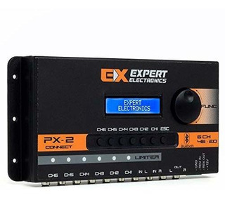Banda Expert Electronics Px2 Connect 6 Way Equalizer 0d4b