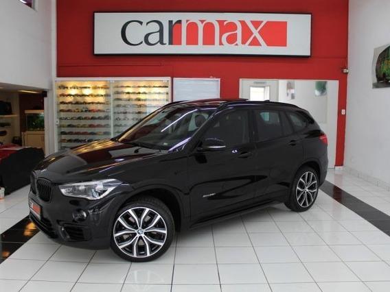 Bmw X1 X Drive 25i Sport 2.0, Top De Linha, Crx7177