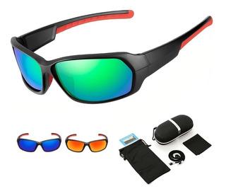 Óculos Anti-reflexo Polarizado Para Pesca Vários Modelos
