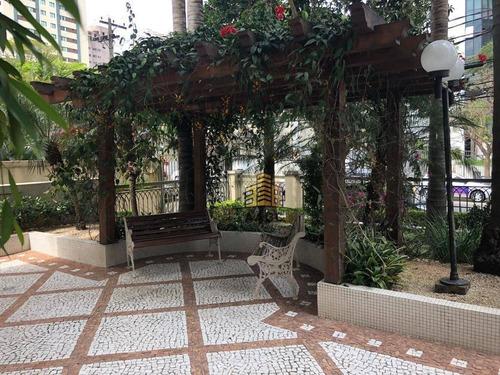 Imagem 1 de 26 de Apartamento Com 3 Dormitórios Para Alugar, 123 M² Por R$ 5.700,00/mês - Vila Mariana - São Paulo/sp - Ap0886