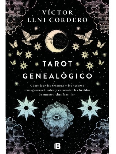 Libro Tarot Genealógico - Leni Víctor