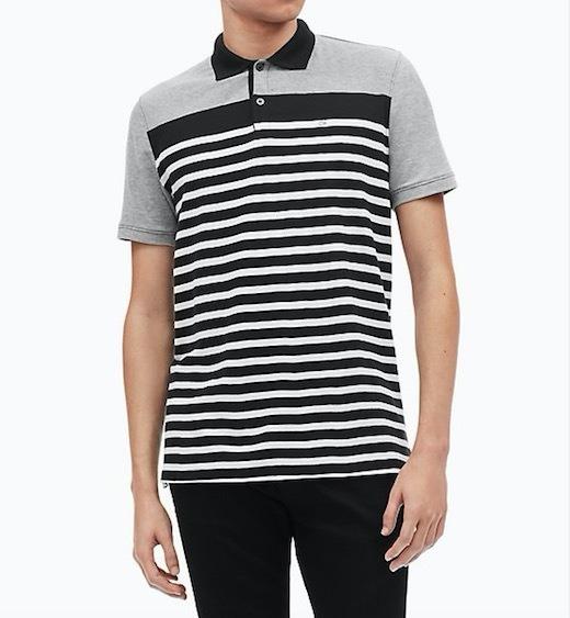 Playera Polo Para Caballero Calvin Klein Original Talla M Nueva 1,399$