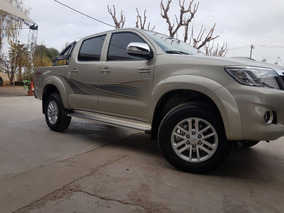 Toyota Hilux 3.0 Cd Srv Cuero I 4x4 5at - A4