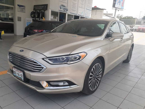 Ford Fusion 2.0 Se Luxury Plus At 2017 Z Motors Los Reyes
