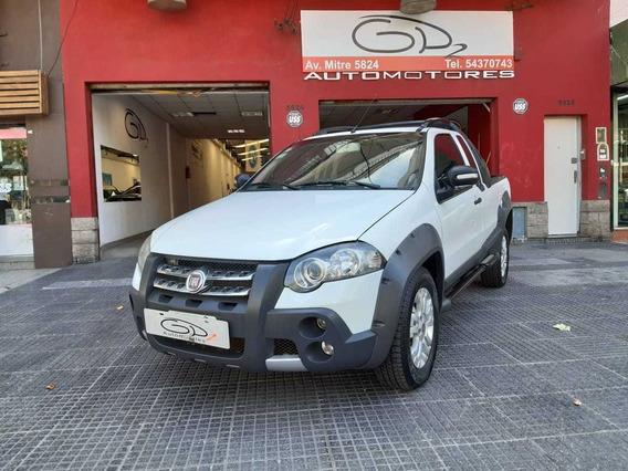 Fiat Strada Adv C/ Ext Con Gnc