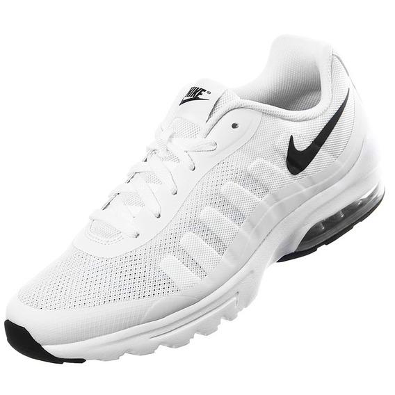Tenis Nike Air Max Invigor Caballero Blanco Breathe Tech Cl
