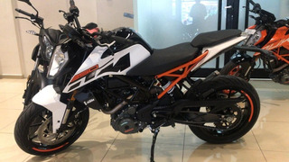 Ktm 250 Duke Moto 0km Financiada Calle Naked Urquiza Motos
