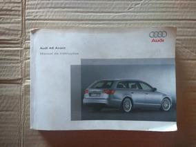 Manual Audi A6 Avant Quattro 2005 2006 2007 2008