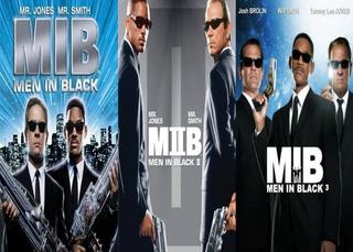 Saga Hombres De Negro- Digital- Oferta
