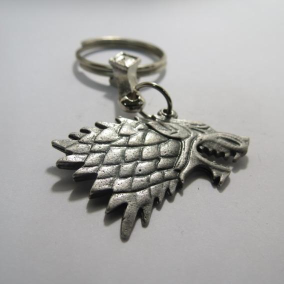 Llavero Stark Juego De Tronos