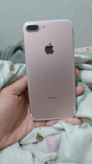 Vendo iPhone 7plus Rose 32gigas