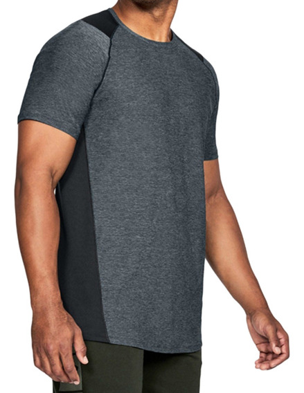 Remera Under Armour Training Mk1 Hombre Gf/ng