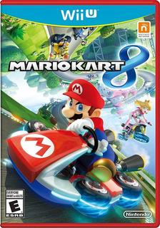 Mario Kart 8 Wii U Digital + Pack Juegos Digitales