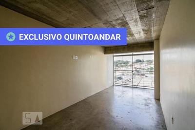 Studio No 4º Andar Com 1 Dormitório - Id: 892898353 - 198353
