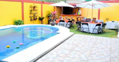 Hermosa Casa Para Vacaciones, Cerca De La Ciudad De Mexico,