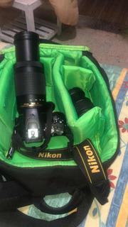 Cámara Fotográfica Nikon Demo Profesional