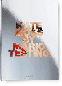 Livro - Kate Moss By Mario Testino (md)