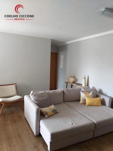 Imagem 1 de 15 de Apartamento A Venda No Bairro Santa Maria - V-4937