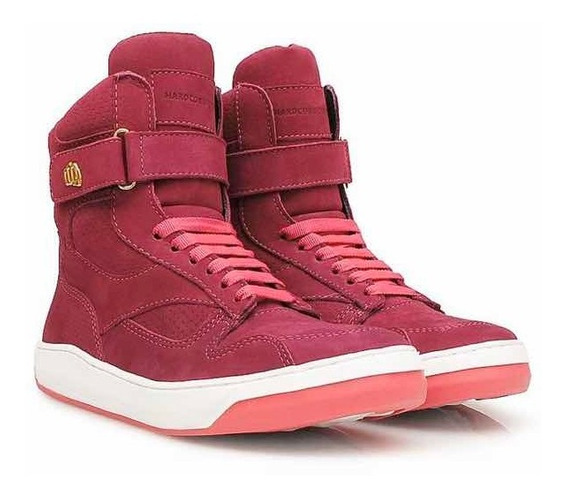 Tênis Sneaker Hardcore Footwear - Botinha Treino Fitness