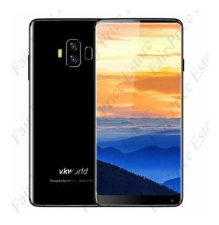 Smartphone Vkworld S8 64gb/4gb Ram Prêto Global Pronta Emtre