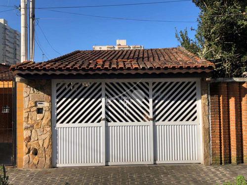 Imagem 1 de 30 de Casa Locação Em Praia Grande, Aviação - A5666