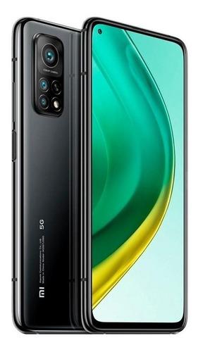 Imagen 1 de 1 de Xiaomi Mi 10T Pro 5G Dual SIM 256 GB negro cósmico 8 GB RAM