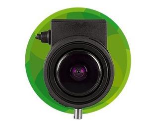 Lente Auto-iris Varifocal 3.5-8.0mm Xlm 3580 (hibrida)