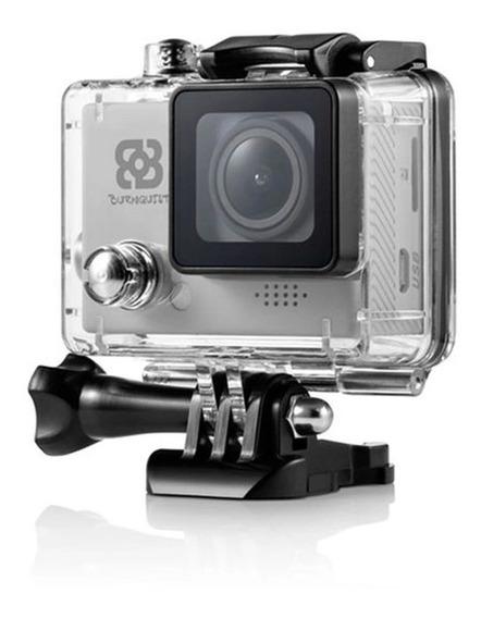 Câmera De Ação Com Capacete Hd 720p Burnquist Dc188 Atrio